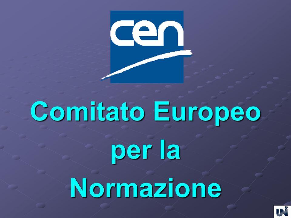 Comitato Europeo per la Normazione