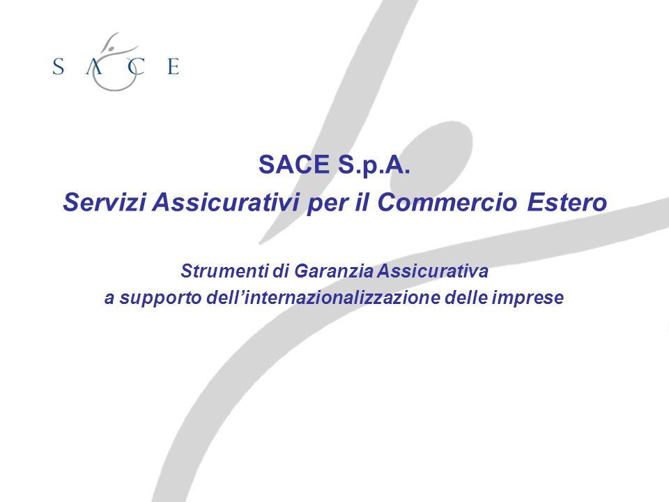 SACE S.p.A.