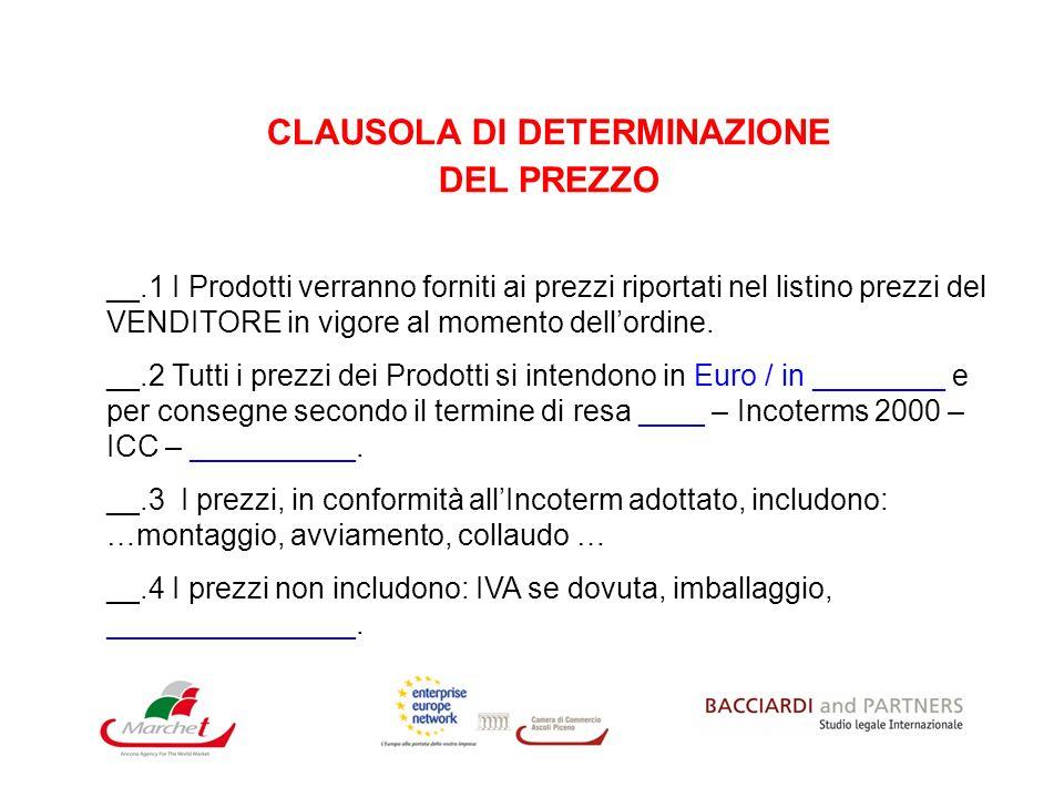 CRITERI DI INDIVIDUAZIONE DELLA GIURISDIZIONE a) In base alla normativa applicabile in ambito comunitario.