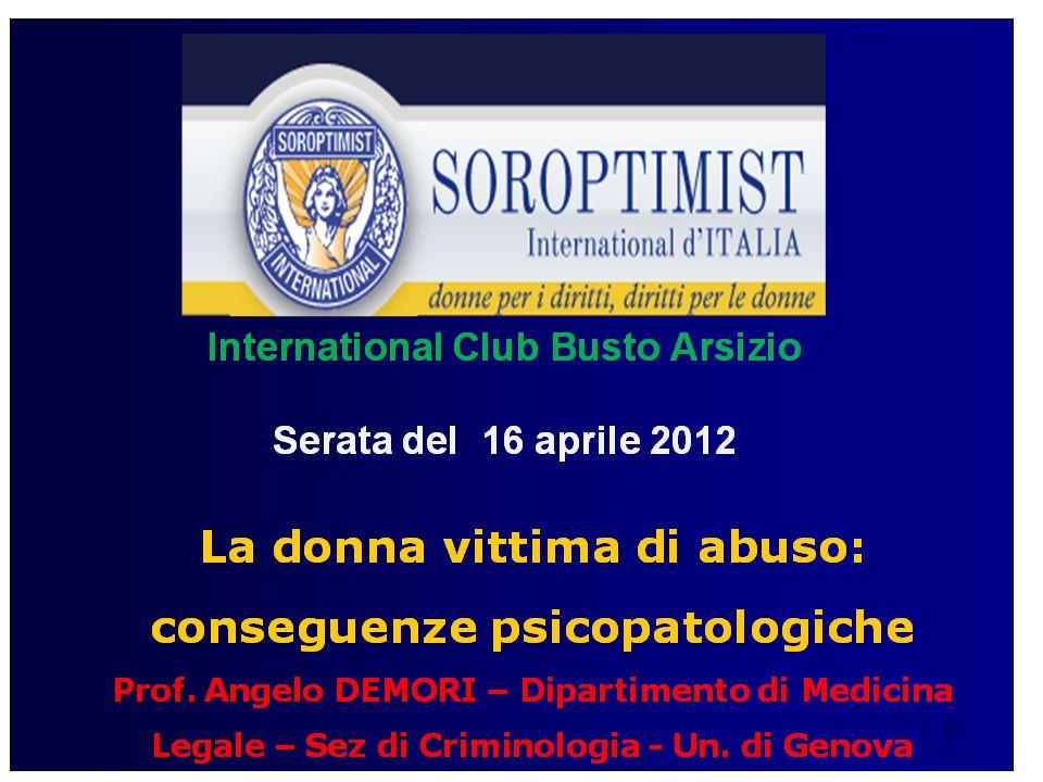 Prof. A. DEMORI1