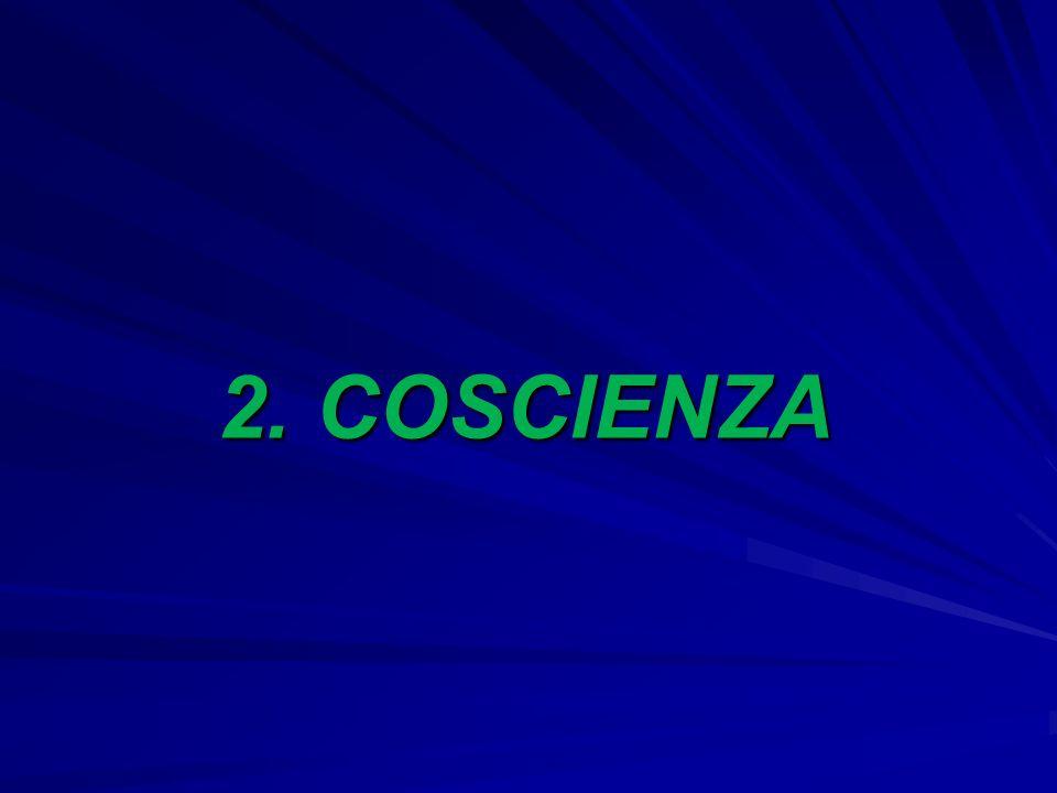2. COSCIENZA