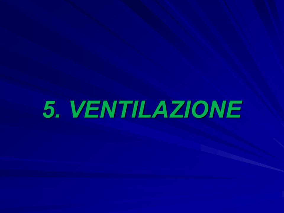 5. VENTILAZIONE