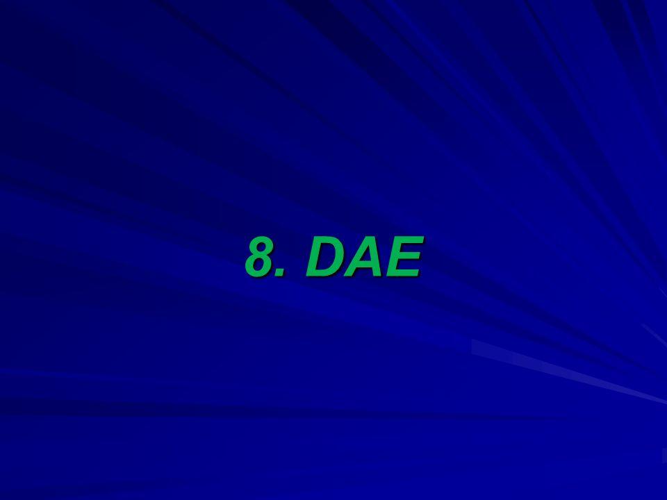 8. DAE