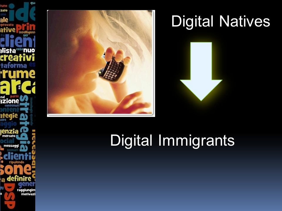 Digital Natives Digital Immigrants