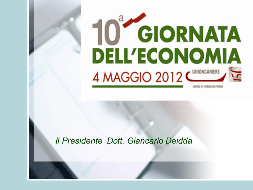 Il Presidente Dott. Giancarlo Deidda