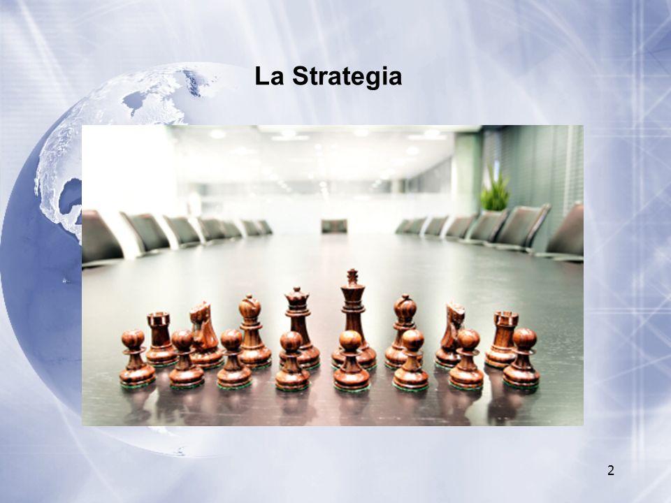 3 Il mondo degli affari e della politica sono guidati da scelte strategiche Le grandi organizzazioni complesse (aziende, governi, altro) adottano strategie di sviluppo in determinati contesti – geografici, politici, concorrenziali Lo scopo di questo breve ragionamento si concentra sul pensiero strategico nel mondo del business