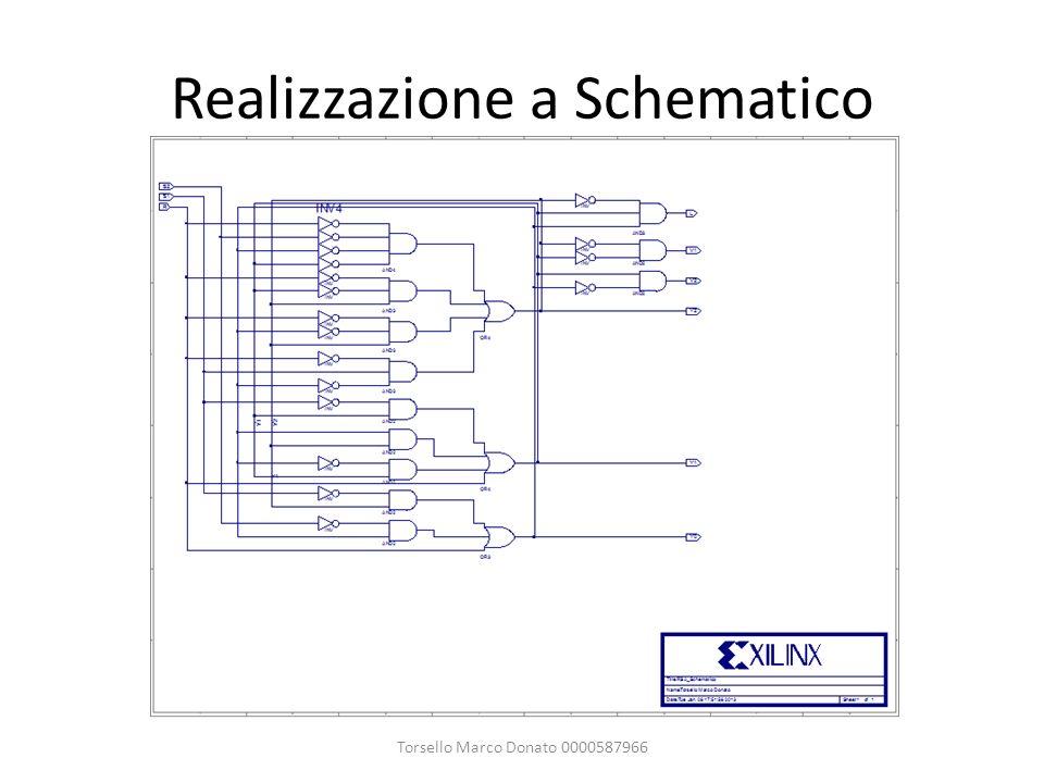 Realizzazione a Schematico Torsello Marco Donato 0000587966
