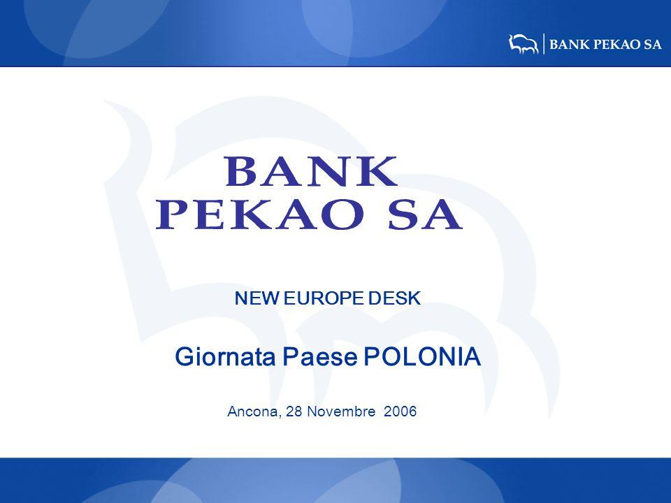 Obiettivi del documento –Presentare rete UCI in Nuova Europa –Non avere paura di investire in Polonia –Introdurre il New Europe Desk –Descrivere loperativita del NED e i suoi risultati –Fornire riferimenti e contatti NED in Polonia