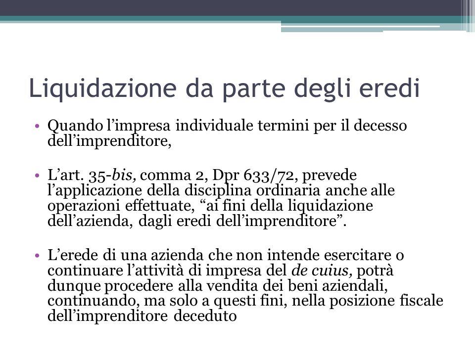 Imposte sui redditi Art.
