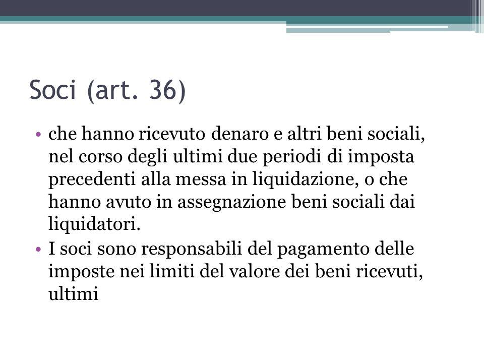 Soci (art.