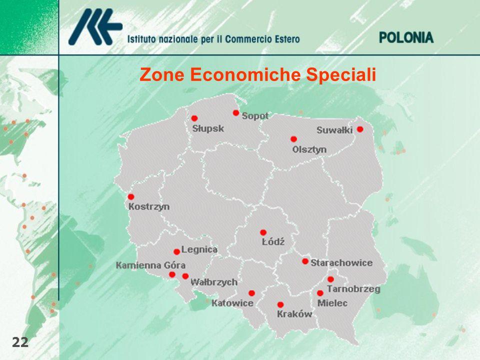 Zone Economiche Speciali 22