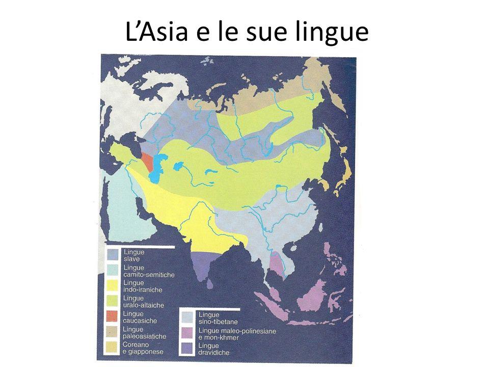 LAsia e le sue lingue
