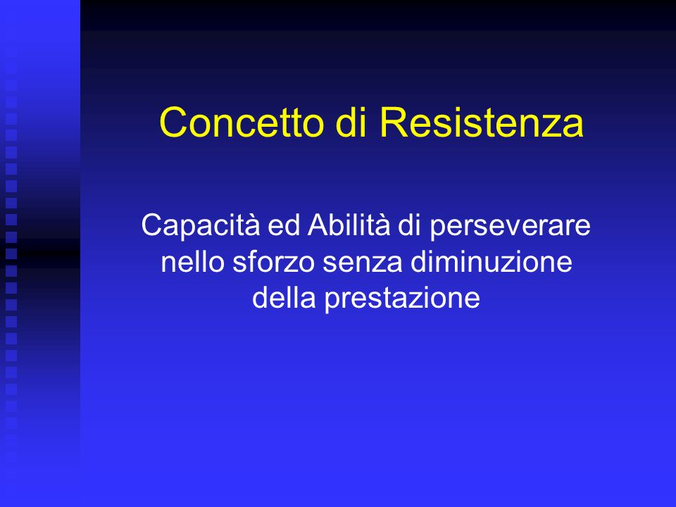 RESISTENZA & SPORT di COMBATTIMENTO Carlo Castagna Teknosport.com