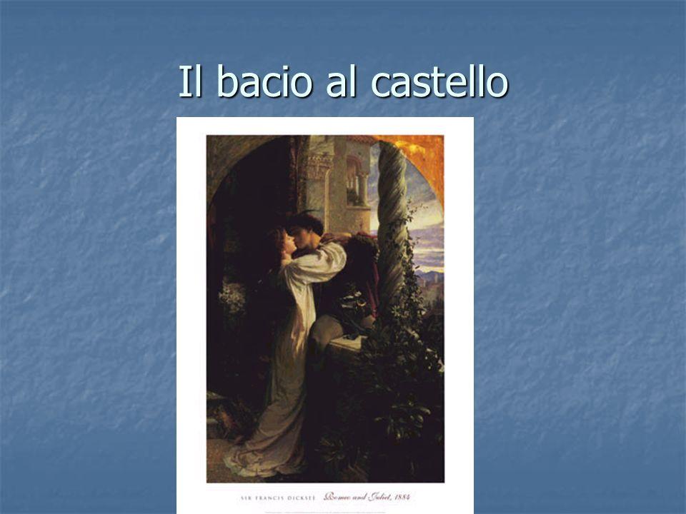 Il bacio al castello