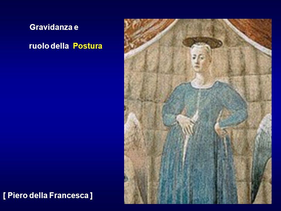 Gravidanza e ruolo della Postura [ Piero della Francesca ]