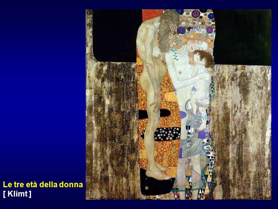 Le tre età della donna [ Klimt ]