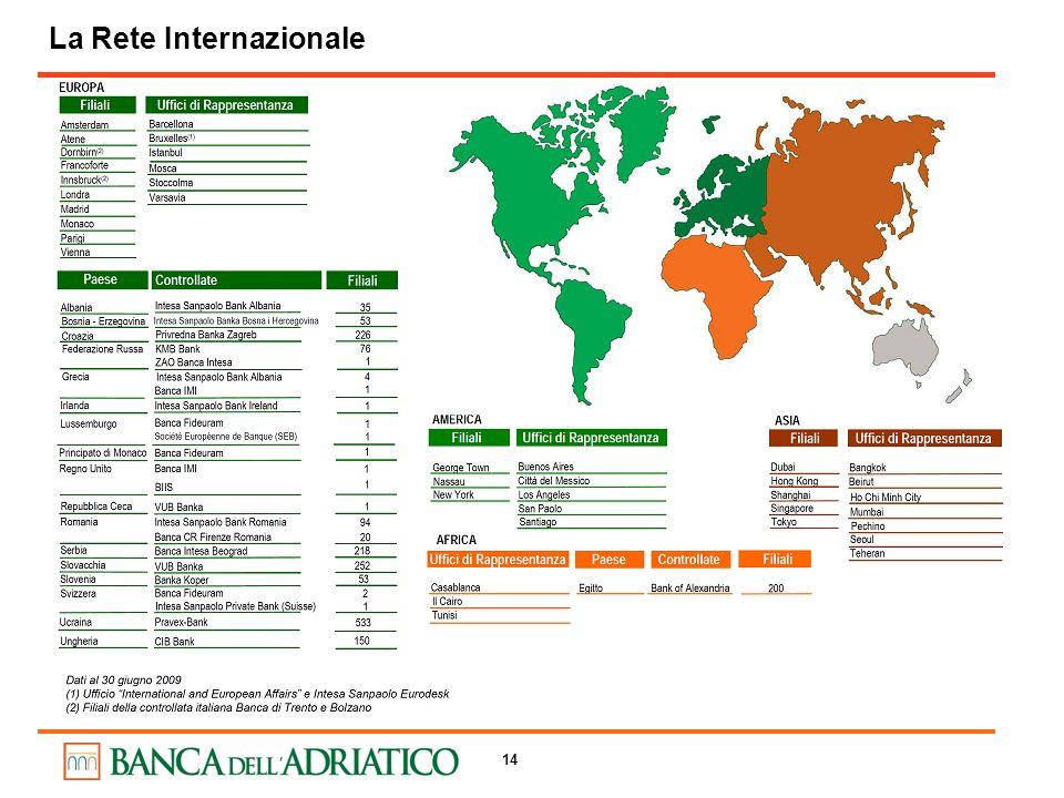 14 La Rete Internazionale