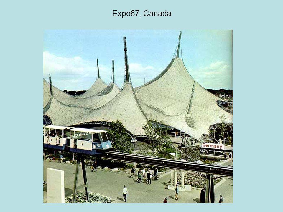 Expo67, Canada
