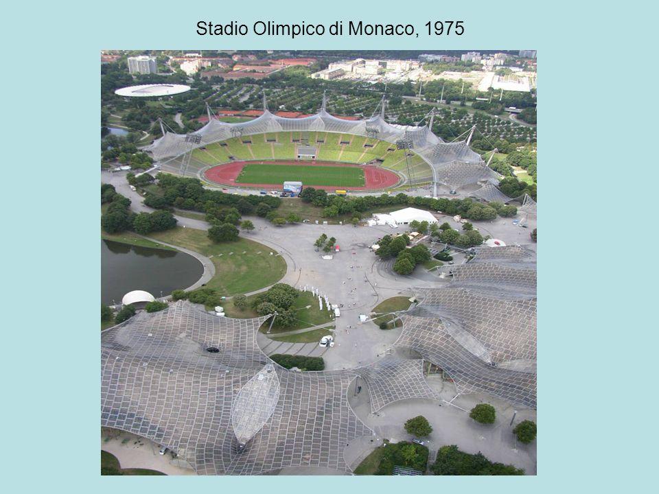 Stadio Olimpico di Monaco, 1975