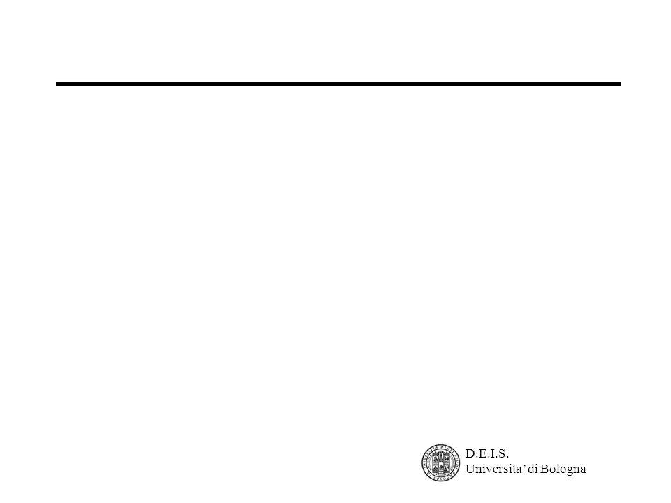 D.E.I.S. Universita di Bologna