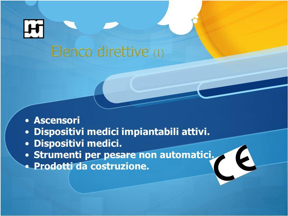Ascensori Dispositivi medici impiantabili attivi. Dispositivi medici.