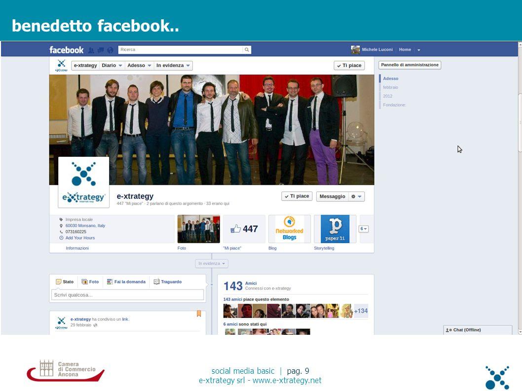 le interazioni degli amici avranno una fortissima visibilità: la parte in alto a destra dei contenuti della timeline è dedicata a come gli amici hanno interagito con la pagina.