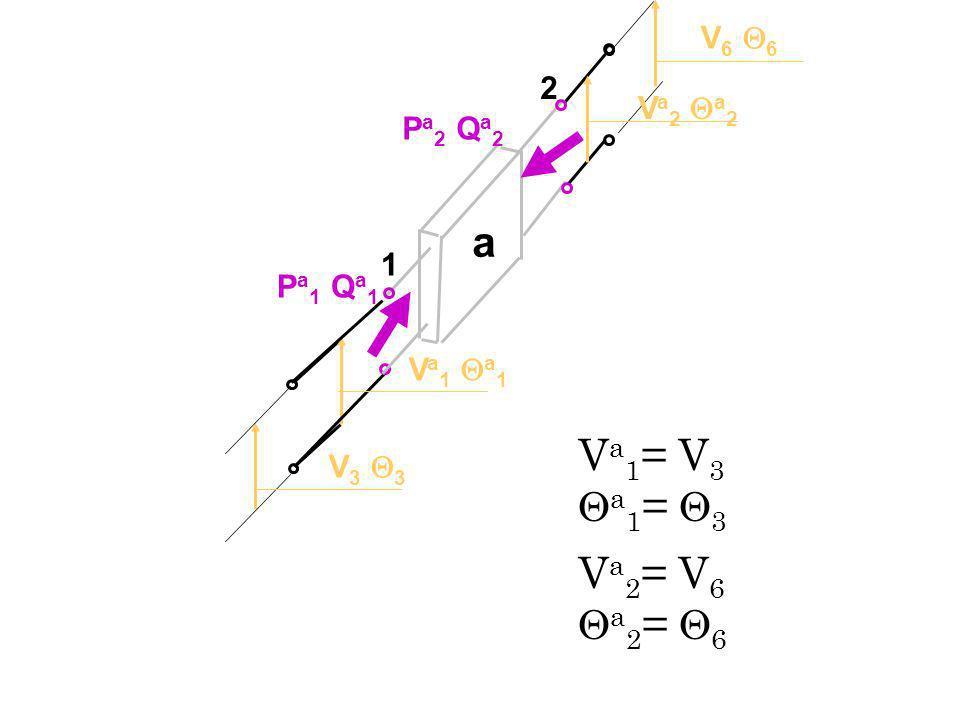 P a 1 Q a 1 V 3 3 V 6 6 a V a 1 a 1 V a 2 a 2 1 2 V a 1 = V 3 a 1 = 3 V a 2 = V 6 a 2 = 6 P a 2 Q a 2