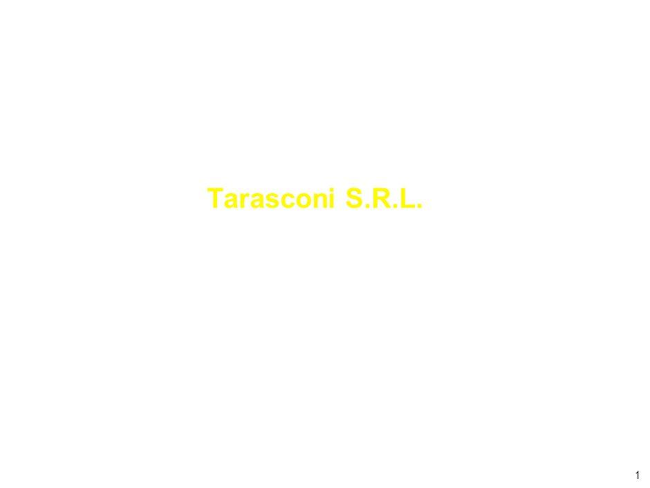 1 Tarasconi S.R.L.