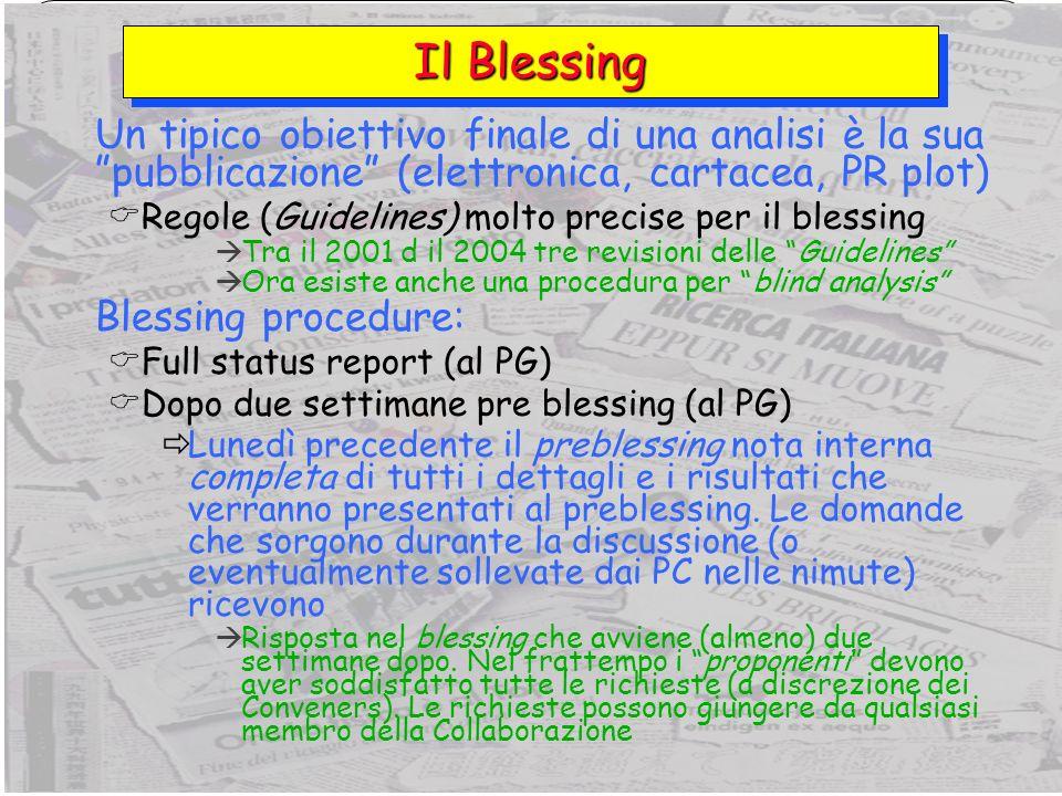8 Giorgio Chiarelli, INFN PisaLHC Workshop, Bologna, 25 novembre 2006 Che succede a questo punto.
