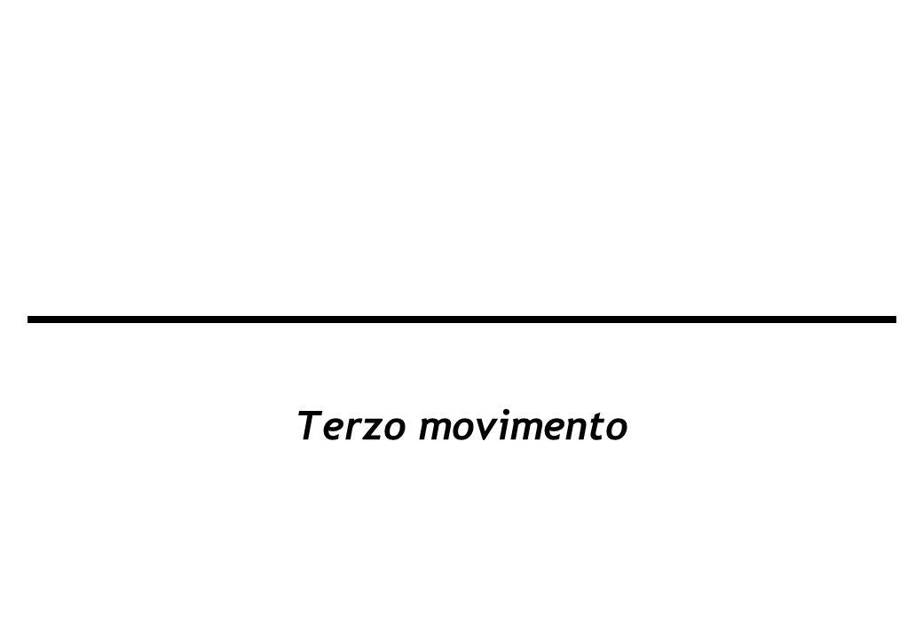 Terzo movimento