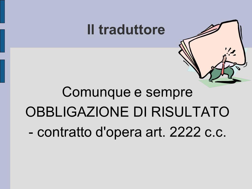 Collaboratori Art.2232 c.c.