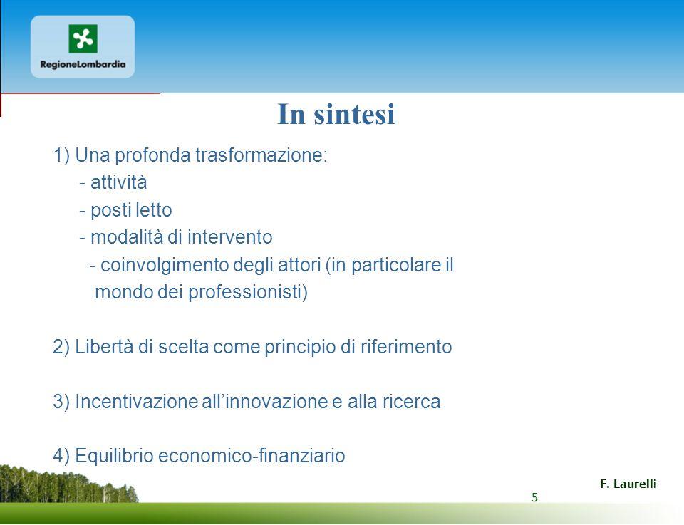 36 F.Laurelli 36 Bilancio di previsione economico (BPE).