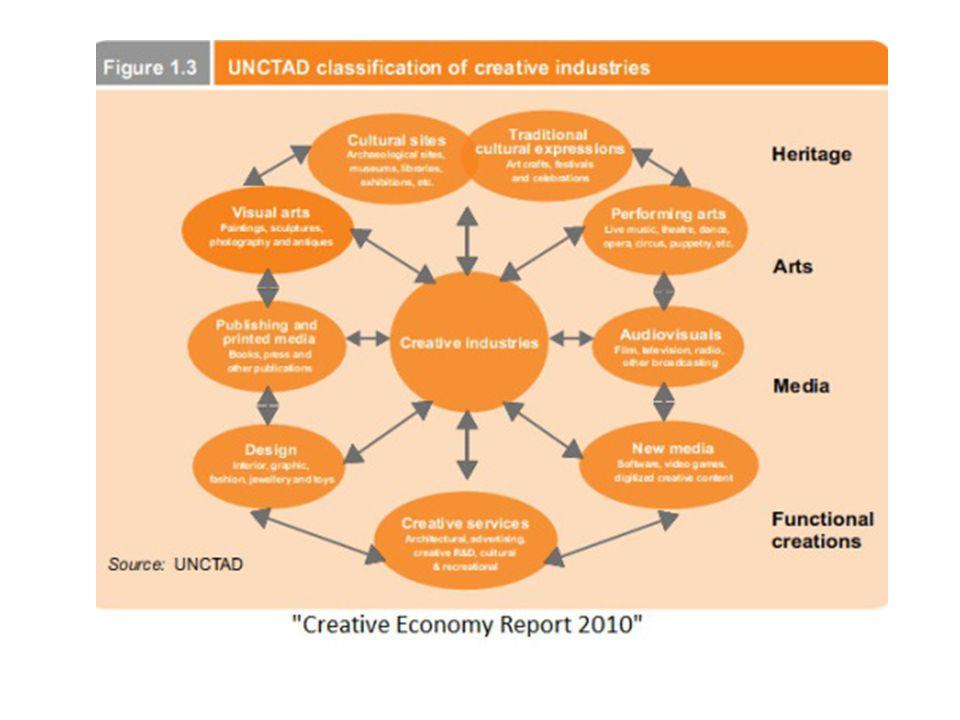 Fabbriche senza fumo Le regioni con la più alta concentrazione di industrie creative e culturali in Europa sono quelle che hanno anche i più alti livelli di ricchezza.