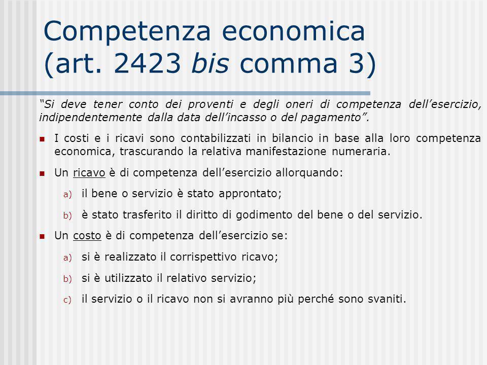Competenza economica (art.