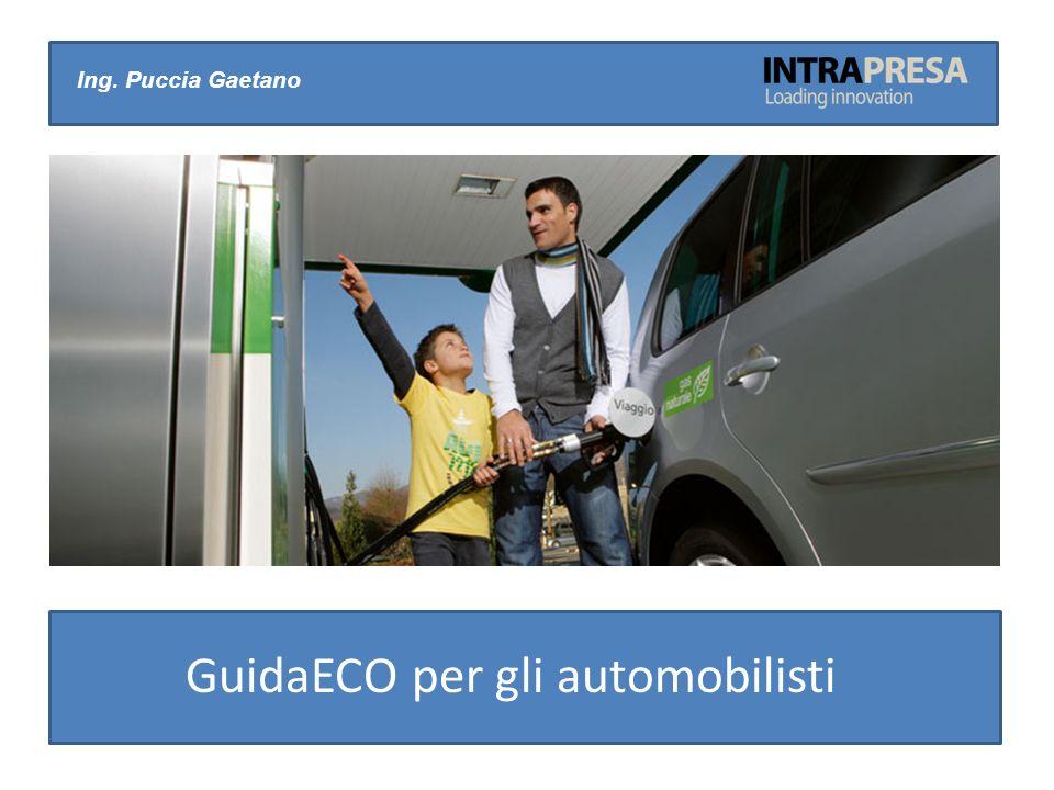 Ing. Puccia Gaetano GuidaECO per gli automobilisti