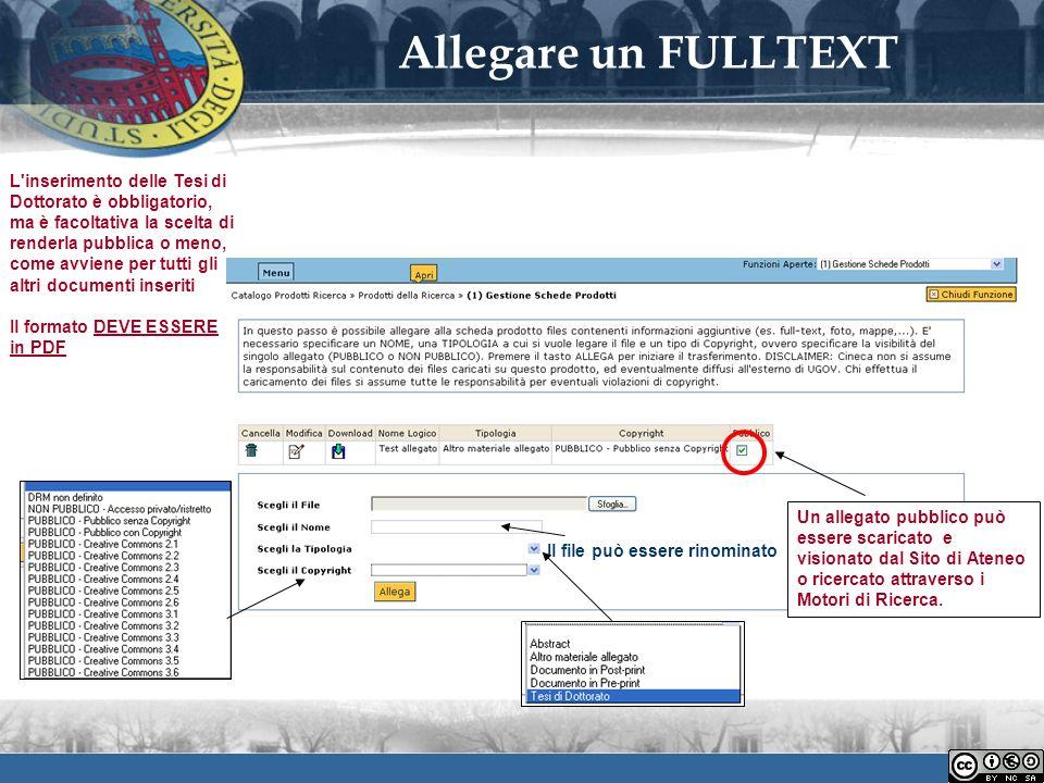 LOpen Archive allUniversità di Verona e i progetti VOA3R / CopyRight Check Verona è la prima università italiana formalmente coinvolta in VOA3R e CopyRight Check attraverso il CINECA.