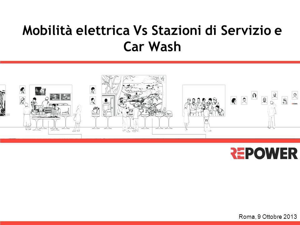 Mobilità elettrica Vs Stazioni di Servizio e Car Wash Roma, 9 Ottobre 2013