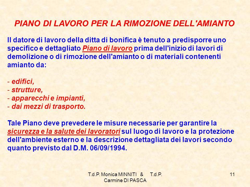 T.d.P.Monica MINNITI & T.d.P.
