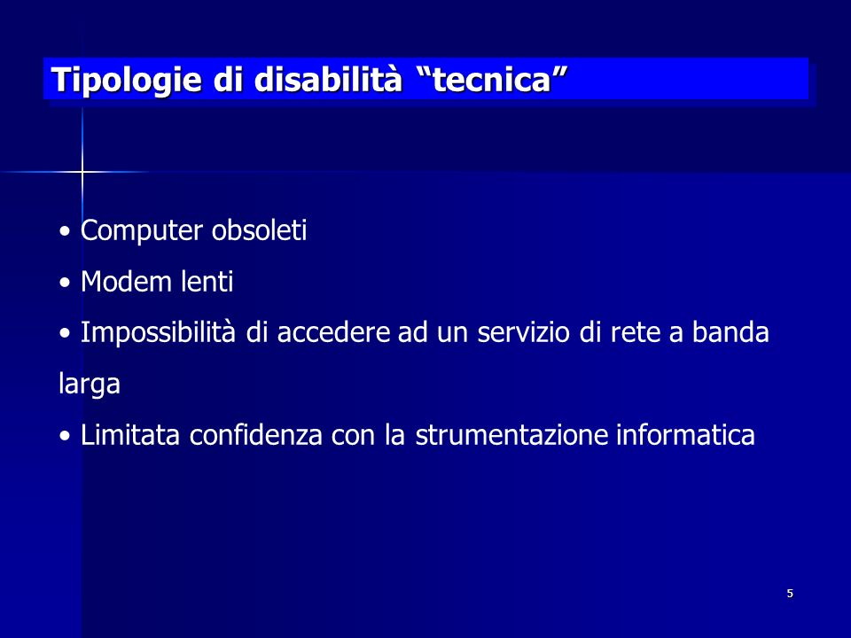 16 Ausili per non vedenti Screen readers Braille readers associati a browser testuali (ex.lynx) Sintetizzatori vocali