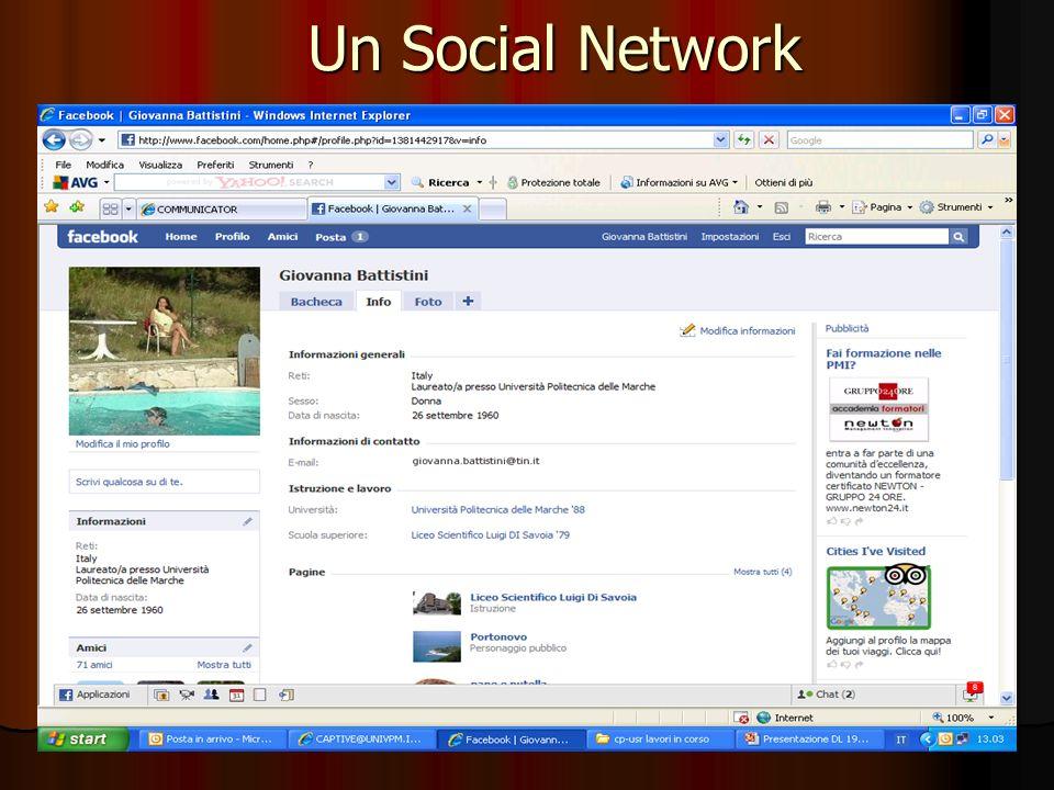60 Un Social Network
