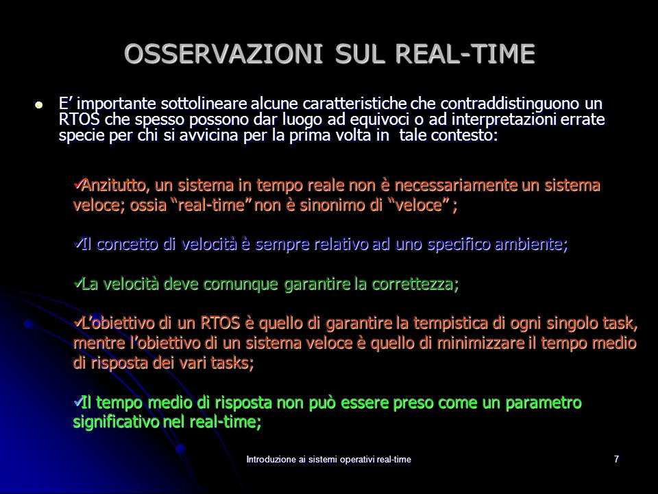 Un estensione firm real-time di Linux : il KURT38 PERFORMANCES: KURT vs SCHED FIFO SOFT REAL TIME …efficienza di scheduling SCED_FIFO SCED_FIFO SCHED_KURT_PROCS (modalità focus ) SCHED_KURT_PROCS (modalità focus ) SCHED_ALL_PROCS (modalità mixed) SCHED_ALL_PROCS (modalità mixed)