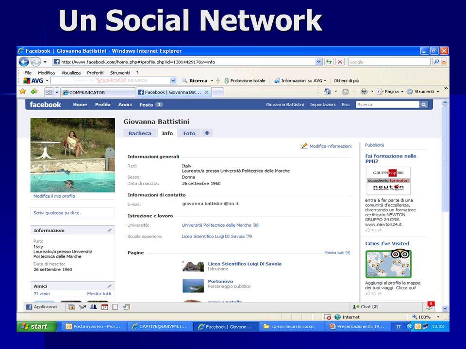 5 Un Social Network