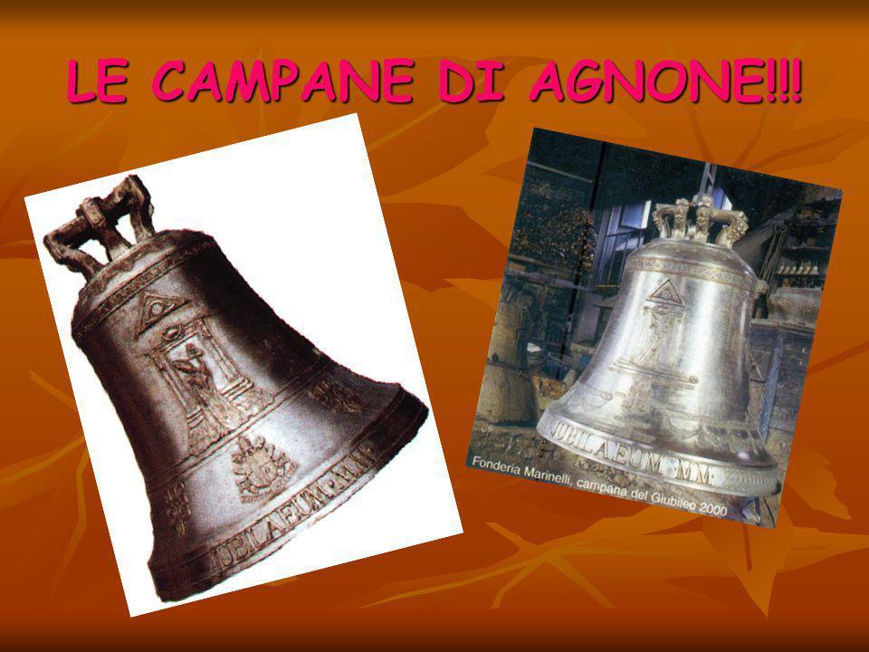 LE CAMPANE DI AGNONE!!!