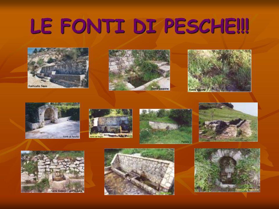 Il Castello di Pesche