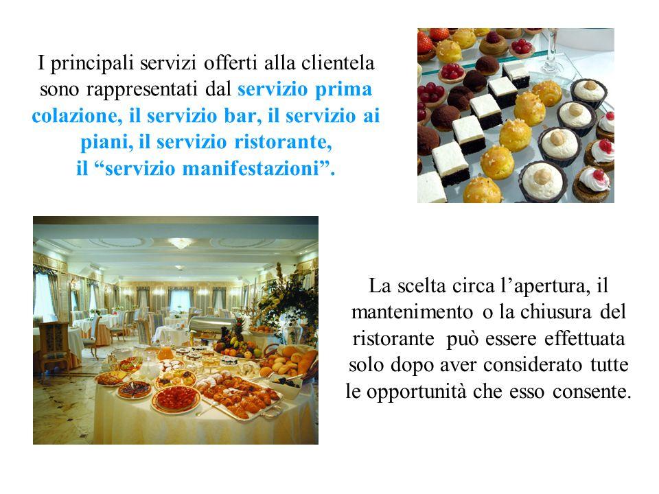 Il termine ristorazione indica linsieme delle attività connesse alla preparazione e al somministrazione di cibi e bevande; in particolare, nelle strut