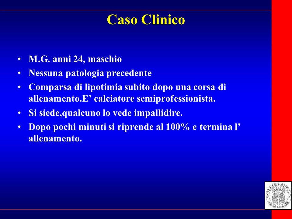 Caso Clinico M.G.