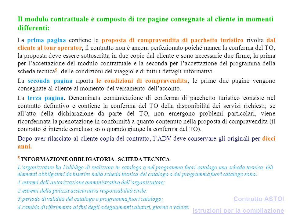 La necessità di stipulare un contratto di compravendita per iscritto è prevista dallart. 85 del Codice di consumo. Infatti, nelleventualità che sorga