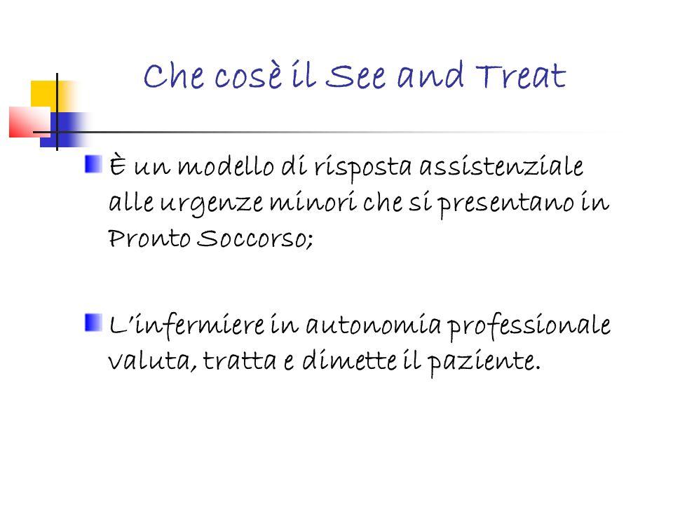 NellAusl di Cesena...... Abbiamo scelto di operare adottando il modello del Fast Track
