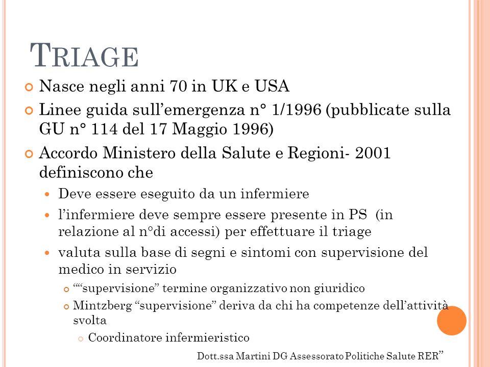 Esposto-ottobre 2010- Ordine Provinciale dei Medici alle Regioni Toscana Emilia Romagna di possibile violazione da parte di enti e organi e/o soggetti di riferimento anche organizzativo all art.