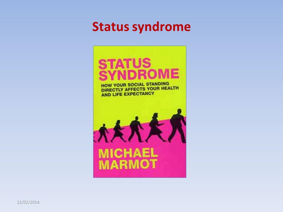 22/02/2014 Status syndrome